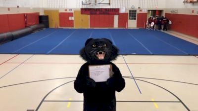 Schuylkill Valley High School [Small Varsity Coed] 2021 UCA February Virtual Challenge