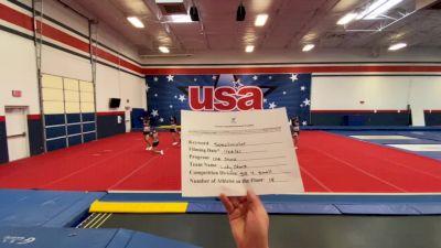 Usa Starz - Lady Starz [L4 Senior - Small] 2021 ATC International Virtual Championship