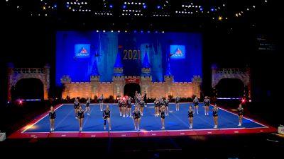 Cheer Athletics - Austin - ObsidianCats [2021 L4 Senior Coed - Medium Finals] 2021 The Summit