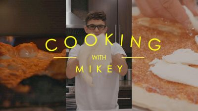 Cooking With Mikey Musumeci: Pizza Masterclass