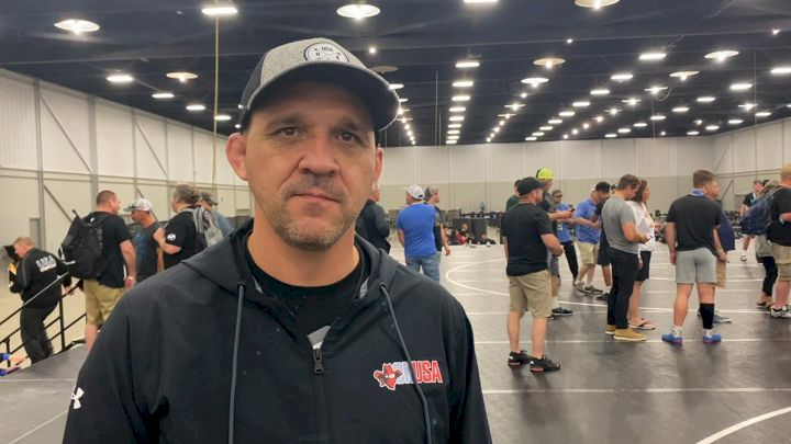 Bobby Cook: 'Iowa Was The Better Team Today'