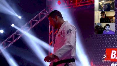 Felipe Pena vs Gutemberg Pereira | SMR X BJJ Stars