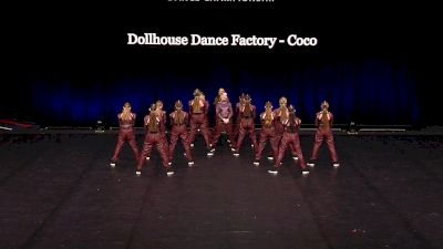 Dollhouse Dance Factory - Coco [2021 Junior Hip Hop - Small Finals] 2021 The Dance Summit