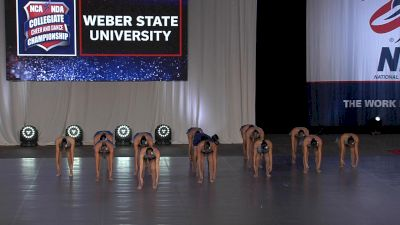 Weber State University [2021 Jazz Division I Finals] 2021 NCA & NDA Collegiate Cheer & Dance Championship