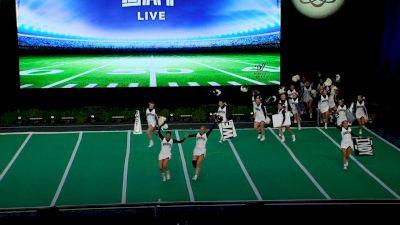 Independence High School [2021 Varsity Game Day Live Semis] 2021 UCA National High School Cheerleading Championship