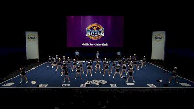 Griffin Rec - Junior Black [2021 Trad Rec Aff 12Y Semis] 2021 UCA National High School Cheerleading Championship
