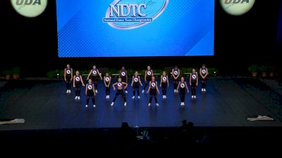 ORDTTA - ORDTTA Youth [2021 Youth - Hip Hop Finals] 2021 UDA National Dance Team Championship