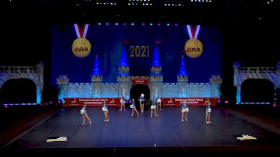Academy of the Holy Angels [2021 Small Varsity Pom Finals] 2021 UDA National Dance Team Championship