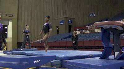 Arianna Patterson - Vault, Metroplex Gymnastics - Metroplex Challenge (Club)
