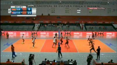 Full Replay - 2019 NORCECA Mens XIV Pan-American Cup - NORCECA Mens XIV Pan-American Cup - Jun 19, 2019 at 10:44 AM CDT