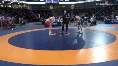 125 kg Consolation - Mauro Correnti, New York Athletic Club vs Derek White, TMWC/ Cowboy RTC