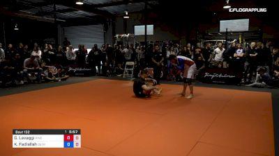 Garret Lavaggi vs Khalil Fadlallah 2019 ADCC North American Trials