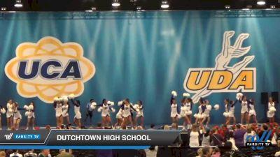 Dutchtown High School [2019 Game Day Super Varsity Day 2] 2019 UCA Dixie Championship
