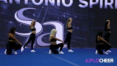 San Antonio Spirit Black Diamonds Performance 2