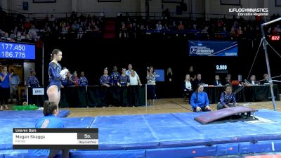 Megan Skaggs - Bars, Florida - 2019 NCAA Gymnastics Regional Championships - Oregon State