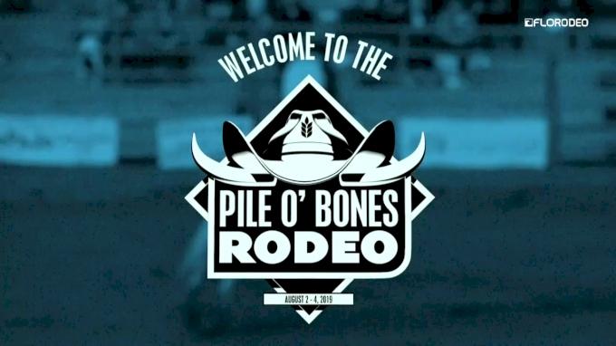 CPRA   Pile O'Bones   Night 1