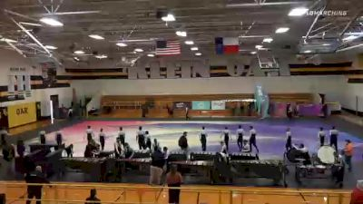 Clear Brook HS Indoor Ensemble at 2021 TCGC Percussion Finale - East