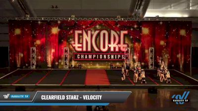 Clearfield Starz - Velocity [2021 L1 Youth - D2 Day 2] 2021 Encore Championships: Pittsburgh Area DI & DII