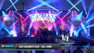 East Celebrity Elite - ECE J-WOW [2021 L6 Junior Coed Day 1] 2021 Spirit Sports: Battle at the Beach