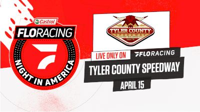 Full Replay | Castrol FloRacing in America at Tyler County 4/15/21