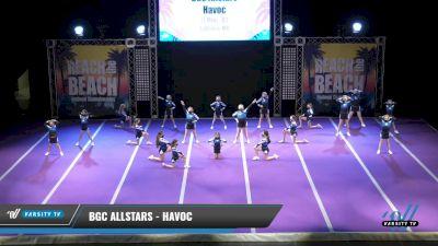 BGC Allstars - Havoc [2021 L1 Mini - D2 Day 1] 2021 ACDA: Reach The Beach Nationals