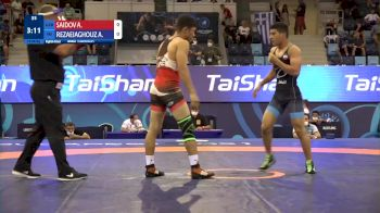 First Ever Tag-Team Match - Iran Sends Out Wrong Wrestler