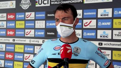 Yves Lampaert: 'The Flandrien Is Really Hard Beacause From That Moment On, The Attacks Will Follow'