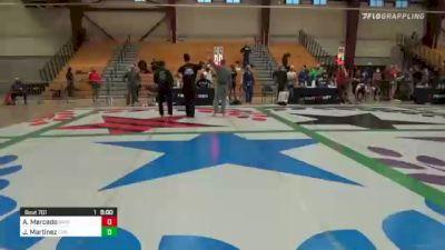 Aric Mercado vs Juan Martinez 2020 Colorado State Championships