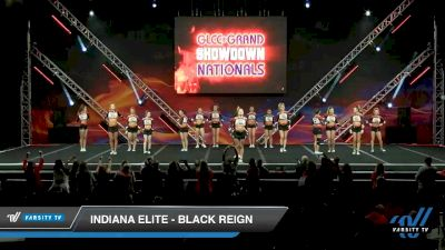 Indiana Elite - Black Reign [2020 L6 Senior - XSmall Day 1] 2020 GLCC: The Showdown Grand Nationals