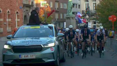 Replay: 2021 UCI Road World Championships - Junior Women Road Race