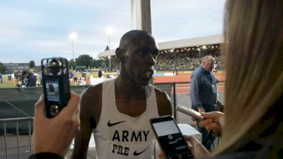 Paul Chelimo Didn't Want To Be The Sacrificial Lamb
