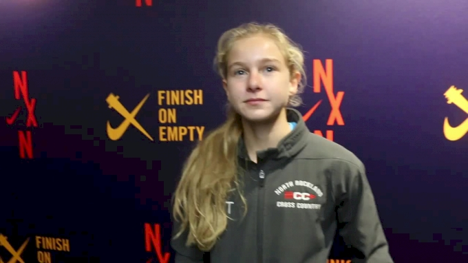 Katelyn Tuohy On Second Straight NXN Title
