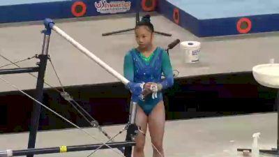 Katelyn Jong - Bars, Metroplex Gym - 2021 US Championships