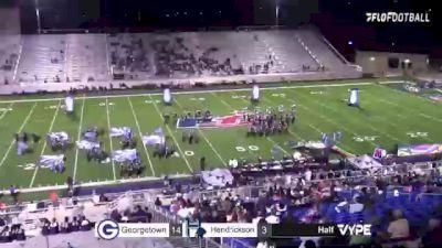 Replay: Georgetown vs Hendrickson | Oct 8 @ 7 PM