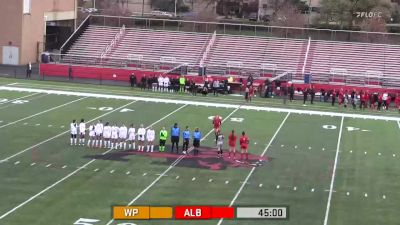 Full Replay - Albright College vs William Paterson - Women's Soccer Quarterfinal 2