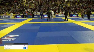 Servio Junqueira vs Magid Have 2018 World IBJJF Jiu-Jitsu Championship