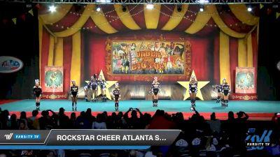 Rockstar Cheer Atlanta South - Sapphires [2019 Junior - Small 2 Day 1] 2019 All Star Challenge: Battle Under the Big Top