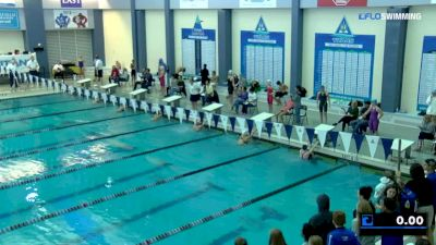 Big Southern Classic Girls 13-14 200 Back B Final