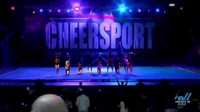 GymTyme Illinois - Fever [2021 L6 Senior Coed - XSmall Day 1] 2021 CHEERSPORT National Cheerleading Championship