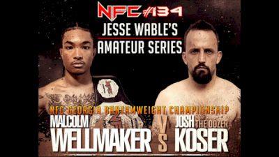 Full Replay: NFC MMA 134 - Jun 25