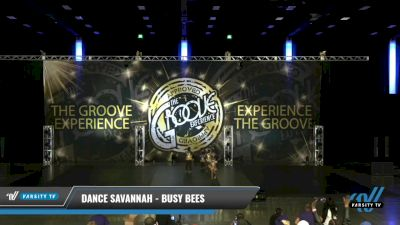 Dance Savannah - Busy Bees [2021 Tiny - Jazz Day 2] 2021 Groove Dance Nationals
