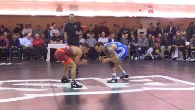 65 kg Final - Frank Molinaro, Titan Mercury Wrestling Club/OKRTC vs Jordan Oliver, Sunkist Kids Wrestling Club