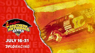 Full Replay | Southern Nationals at 411 Motor Speedway 7/30/21