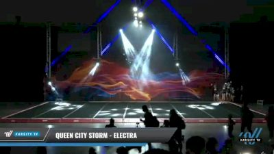 Queen City Storm - Electra [2021 L4 Senior - D2 - Small Day 2] 2021 GLCC: The Showdown Grand Nationals