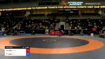 86 kg Cons 8 #2 - Maxwell Dean, TMWC / Spartan Combat WC vs Taylor Lujan, Panther Wrestling Club RTC