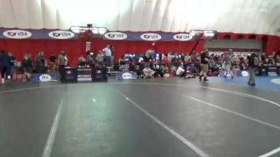 57 kg Rr Rnd 2 - Landon Robideau, Pinnacle Wrestling Club vs Tyson Charmoli, Pinnacle Wrestling Club