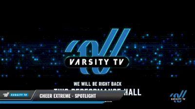 Cheer Extreme - Raleigh - SSX [2021 L4.2 Senior - Medium Day 1] 2021 Spirit Sports: Battle at the Beach