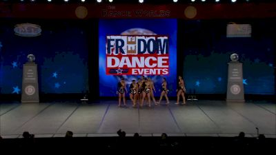 Synergy Dance Academy - Eminence [2018 Senior Contemporary Lyrical Semis] The Dance Worlds