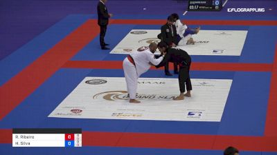 Rodrigo Ribeiro vs Helto Silva Junior 2019 Abu Dhabi Grand Slam London