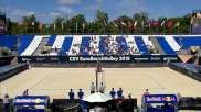 Full Replay - 2019 CEV Beach Volleyball European Final and Masters Men's Semifinal 1 - CEV Beach Volleyball | (M) Semifinal 1 - Aug 11, 2019 at 3:50 AM CDT